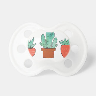 Cactus Makes Perfect Pacifier