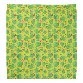 Cactus Me Outside (Green) - Bandana