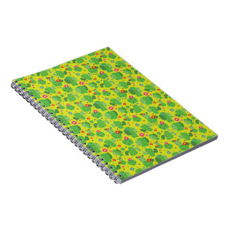 Cactus Me Outside (Green) - Notebook