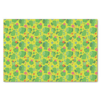 Cactus Me Outside (Green) - Tissue Paper