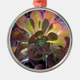 Cactus Metal Ornament