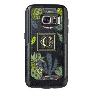 Cactus Monogram C OtterBox Samsung Galaxy S7 Case