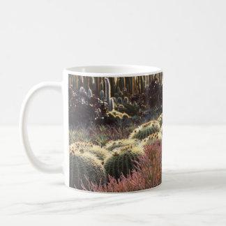 Cactus nursery coffee mug