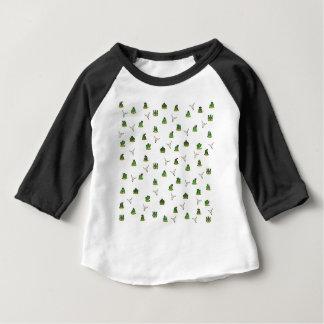 Cactus pattern baby T-Shirt