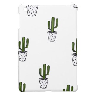 Cactus Pattern iPad Mini Cover
