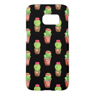 Cactus Pattern Samsung Galaxy S7 Case