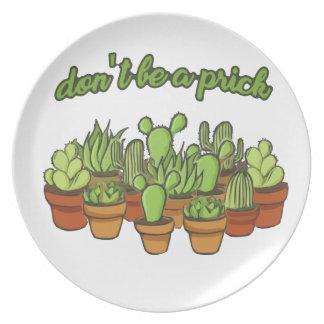 Cactus Plate