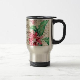 Cactus Poetry Travel Mug