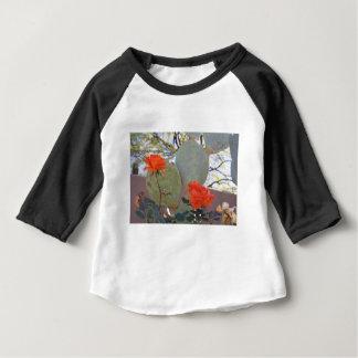 Cactus Rose Baby T-Shirt