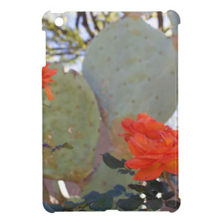 Cactus Rose Cover For The iPad Mini