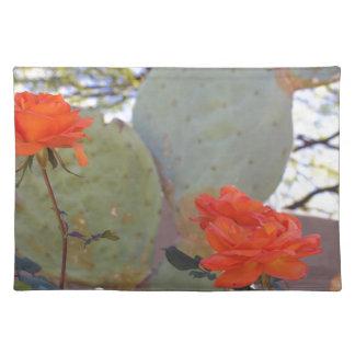 Cactus Rose Placemat