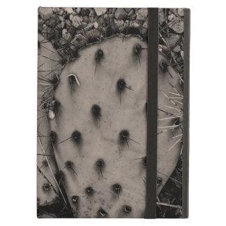 Cactus Sepia Portrait Case For iPad Air
