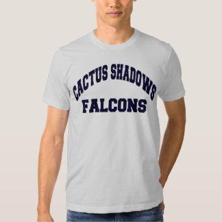 Cactus Shadows Falcons Tees