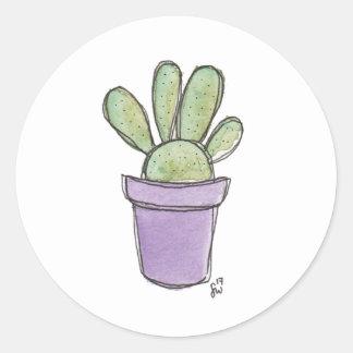 Cactus Stickers