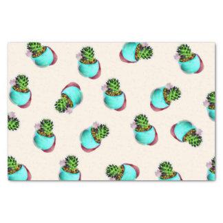 cactus! tissue paper