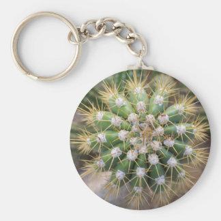 Cactus Top Keychain