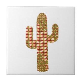 CACTUS TREE Graphic UNIQUE Pattern GIFTS Ceramic Tiles
