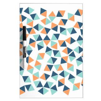 Cactus Triangles Dry Erase Board