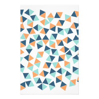 Cactus Triangles Stationery