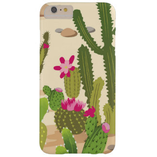 Cactus Variety Barely There iPhone 6 Plus Case