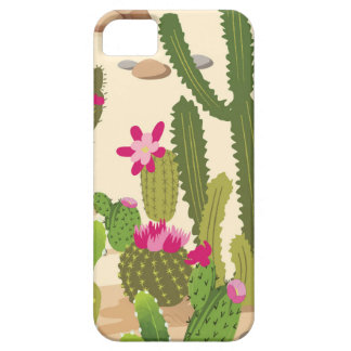 Cactus Variety iPhone 5 Cover