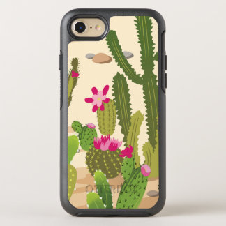 Cactus Variety OtterBox Symmetry iPhone 8/7 Case