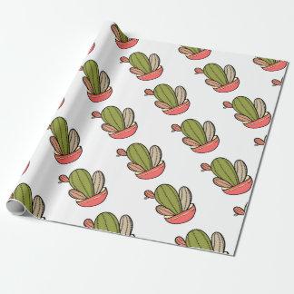 Cactus vector illustration. Hand drawn. Cactus pla