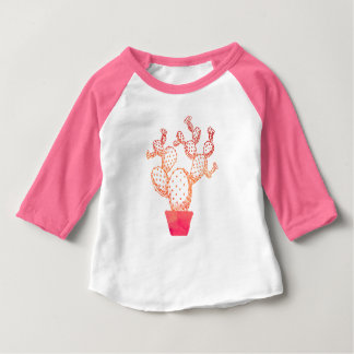 Cactus Wear For Baby Girl Baby T-Shirt