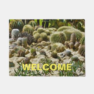 Cactus Welcome Doormat