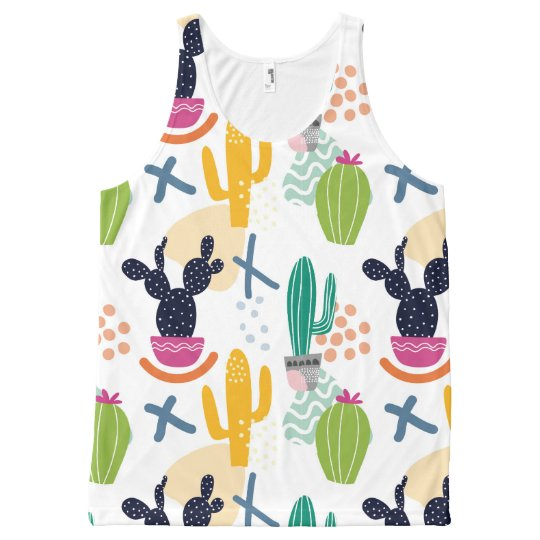 Cactus woman