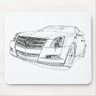 Cad CTS 2008 Mouse Pad