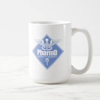 Cad PharmD (diamond) Coffee Mug
