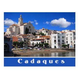 Cadaques Postcard
