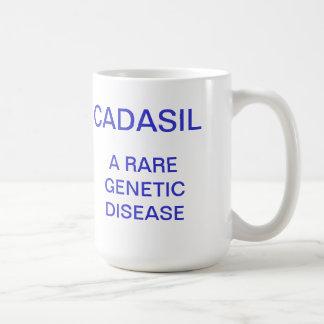 CADASIL, A RARE GENETIC DISEASE COFFEE MUG