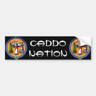 Caddo Bumper Sticker