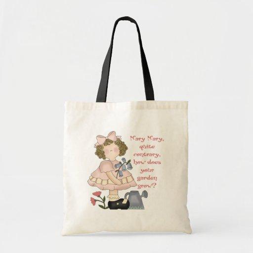 Cadeau de comptine d'enfants sacs