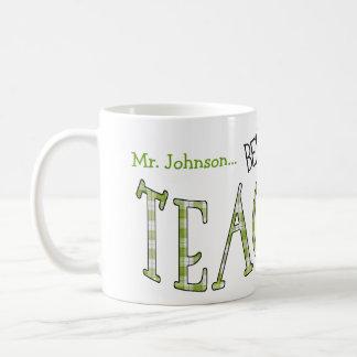 Cadeau de tasse pour le professeur de votre enfant