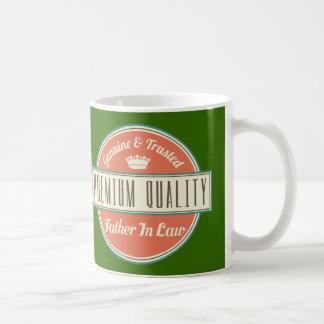 Cadeau (drôle) de beau-père mugs à café