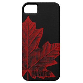 Cadeau frais de feuille d érable du Canada de cas Coques Case-Mate iPhone 5
