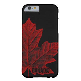 Cadeau frais de feuille d'érable du Canada de cas  Coque iPhone 6 Barely There
