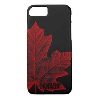 Cadeau frais de feuille d'érable du Canada de cas Coque iPhone 7
