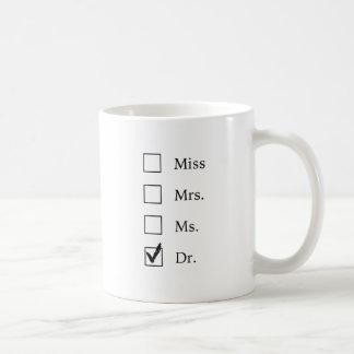 Cadeaux de PhD pour des femmes Mug