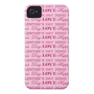 Cadeaux d'impression de rose de heureuse étui iPhone 4