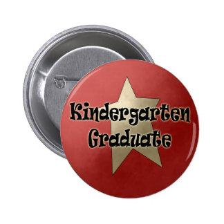 Cadeaux d'obtention du diplôme de jardin d'enfants pin's