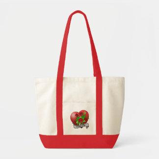 Cadeaux et T-shirts de tatouage de maman Sac En Toile Impulse