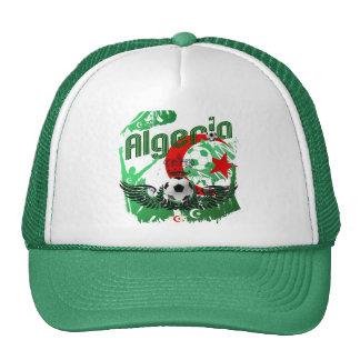 Cadeaux grunges d Algerie de passionés du football Casquettes De Camionneur