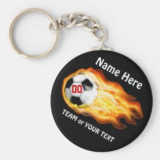 Cadeaux personnalisés BON MARCHÉ d'équipe de Porte-clefs