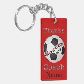 Cadeaux personnalisés le football, porte - clé porte-clef