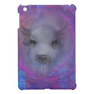 "Cadeaux sacrés de ""natif américain"" ""de Buffalo Coque iPad Mini"