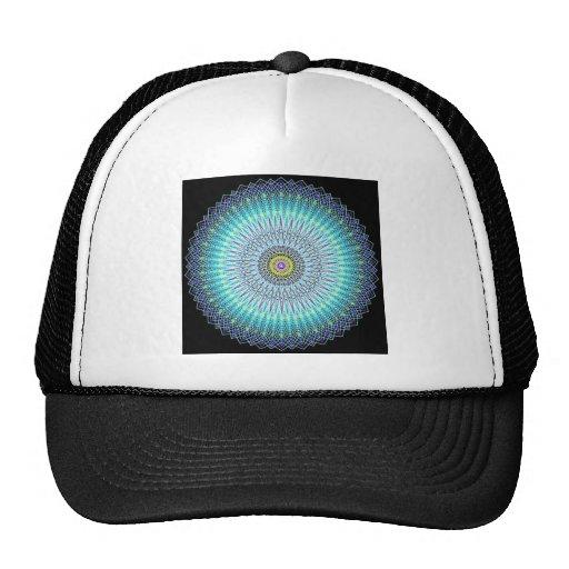 Cadeaux spirituels de mandala casquettes